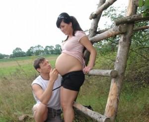 vroeg zwanger